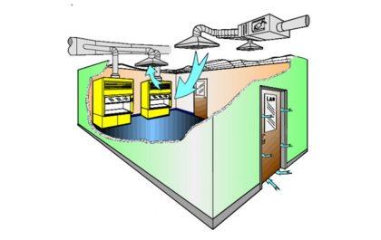 germ free laboratory_biosafety cabinet
